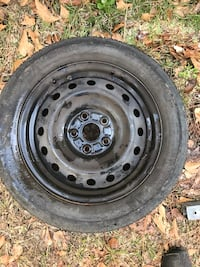4 rims and tires Moultrie, 31768