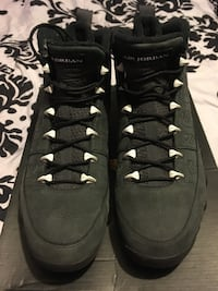 pair of black Air Jordan basketball shoes Hyattsville, 20782