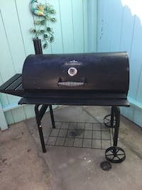 Charcoal BBQ like new. Bought in Dec only used a handful of times. Want something bigger Coronado