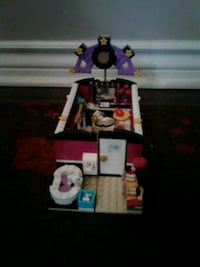 Lego Friends - Livi's PopStar Dressing Room
