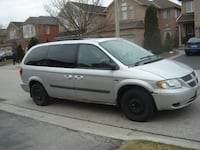 SCRAP OR FOR PARTS 2005 DODGE CARAVAN TAKING BEST BID OVER $580.00! Mississauga