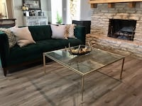 Beautiful Glass Coffee Table  Pflugerville, 78660