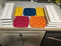 EUC - Ikea Ice Cube Trays and Plus Toronto, M6E 4C1