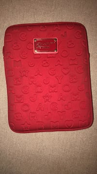 Red Marc Jacobs iPad case Washington, 20003