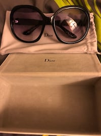 Brand new Authentic Christian Dior women sunglasses  Newmarket, L3Y 7M4