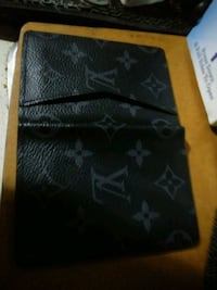 black and gray Louis Vuitton leather wallet San Diego, 92109