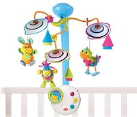 Baby Crib Mobile with Night Light and Classical Music Bowie, 20715