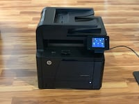 HP Laserjet Pro 400 M425DN All-In-One Laser Network Printer Centreville, 20120