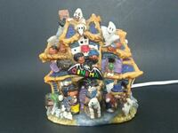 "Halloween Ceramic ""Cinema"" Haunted House Ellicott City, 21043"