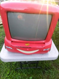 red Lightning McQueen CRT TV Lakeland, 33815