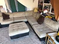 6 piece sectional couch