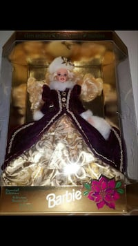 Collector 1996 Holiday Barbie (Special Edition) Richmond Hill, L4C 6W3