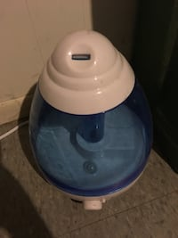 blue and white humidifier Linwood, 55079