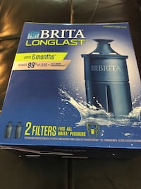 BRAND NEW BRITA LONGLAST FILTERS Guelph, N1G 5A9