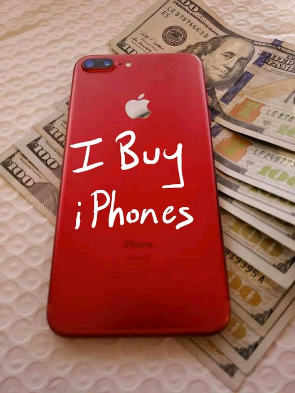 iPhones, Cracked, Financed, Blacklisted