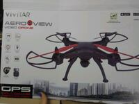 Aerial view Drone