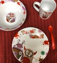Children's Place Setting