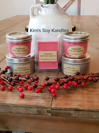 Hand Poured Soy Candles  Richmond, 77407