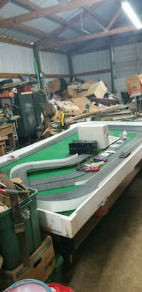 For Sale or trade:  HO SLOT CAR Track  Aiken, 29805