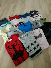 Pre loved genser & t-shirts for kids Oslo, 0667