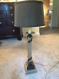 black and gray table lamp Charlottesville, 22903