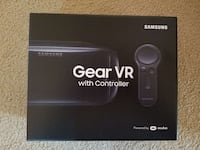 Brand New Samsung Grear VR With Controller Huntersville, 28078