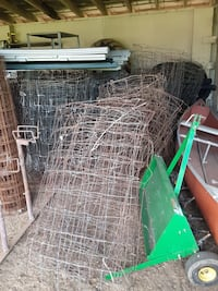 Misc used fencing