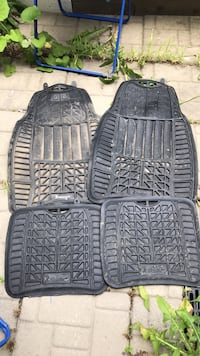Michelin winter floor mats