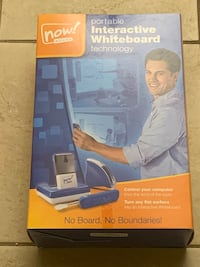 now board interactive white board Vaughan, L4J 8T4