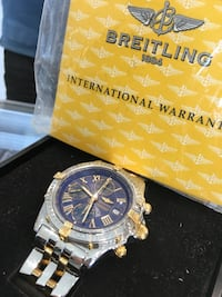 Beautiful Pre Owned Breitling 1176 mi