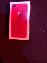Red iPhone 8 Plus UNOPENED (Unlocked) Oxon Hill