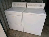 white washer and dryer set Riverdale
