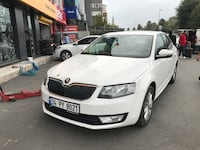 2016 Skoda Octavia 1.6 TDI CR 110 PS DSG GREENTEC OPTIMAL Fatih