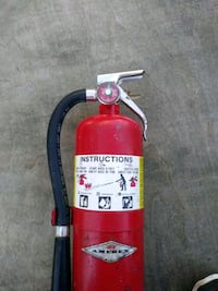 Amerex certified Fire Extinguisher/ Full