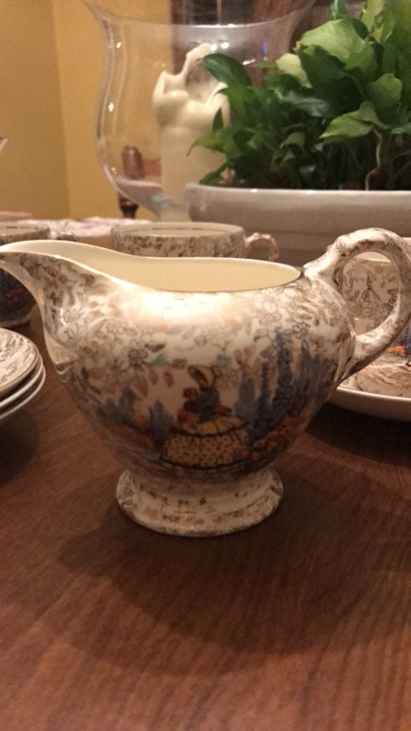 Empire England creamer