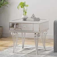 Callis End Table with Storage Mississauga, L5M 7M8