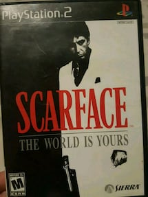 Scarface The World is Yours PLAYSTATION 2