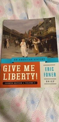 Give me Liberty 14th edition