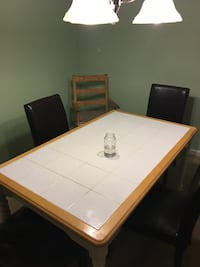 Dining Room Table & 4 Chairs Silver Spring, 20902