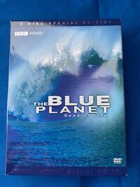 The Blue Planet: Seas of Life DVD Collection Orem, 84057