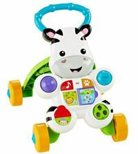Fisher-Price Zebra learning walker London, N5Z 4L8