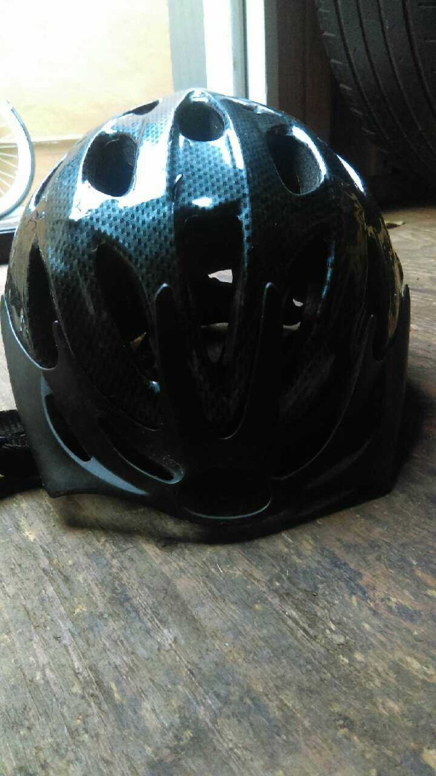 black bike helmet - United States