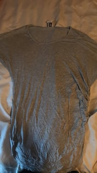 gray scoop-neck shirt Sheridan, 72150