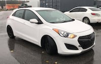 2013 Hyundai Elantra GT GL Sporty Upgraded Clean A/C Power Burlington