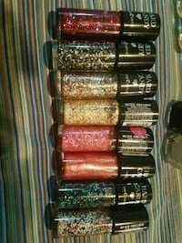 Nail paints (brand new) Surrey, V3W