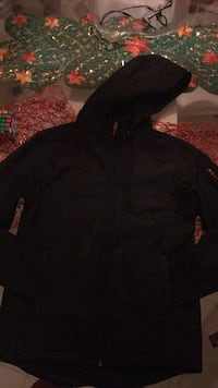 Black and red Oppenheimer jacket brand new Toronto, M3L 1Y3