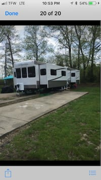 2018 travel trailer