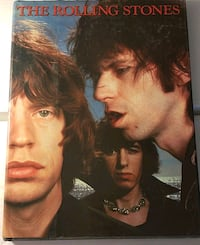 The Rolling Stones by Robert Palmer hardcover