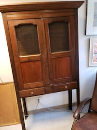 Beautiful antiique French Country Cabinet New York, 10019
