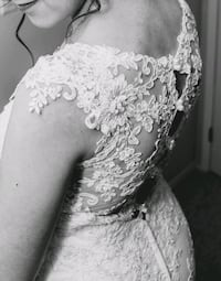 wedding dress  Barrie